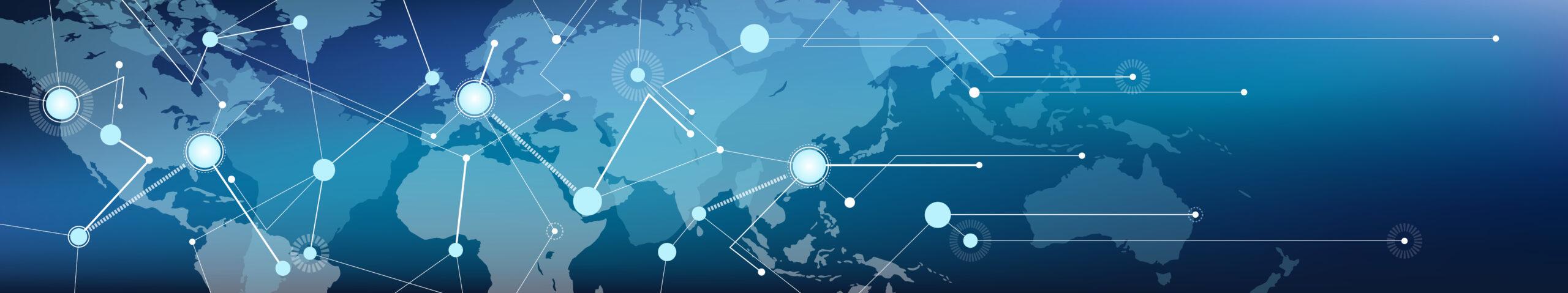 International Business Map
